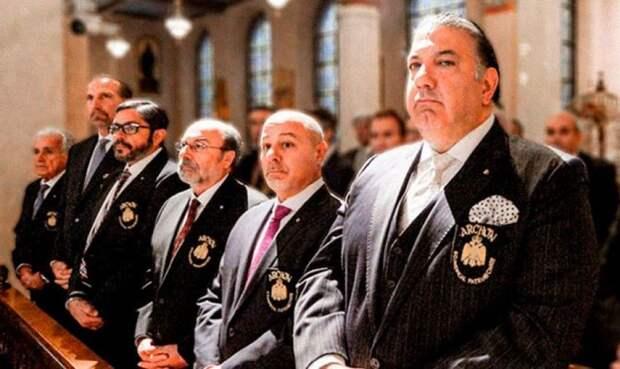 Кто такие архонты Экуменического патриархата
