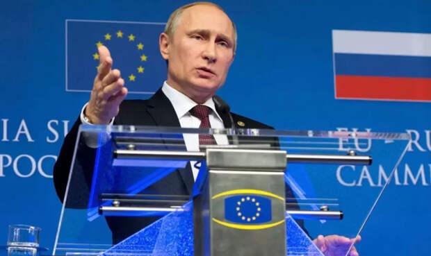 """Не понимают люди по-хорошему. Как задрожал голосок Евросоюза, после того, как Россия """"показала зубы"""""""