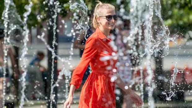 Гидрометцентр спрогнозировал 30 градусов тепла в Москве 17 мая