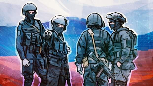 ФСБ России сообщила о предотвращенном теракте в Москве