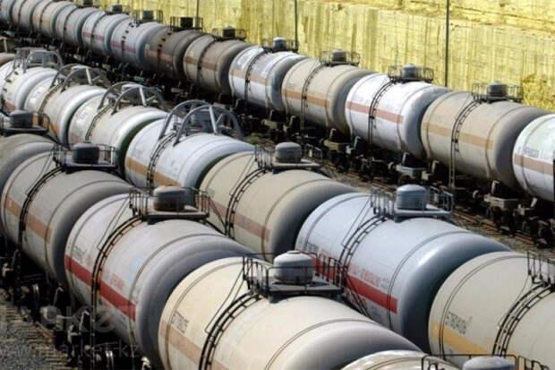 Нефть экспорт