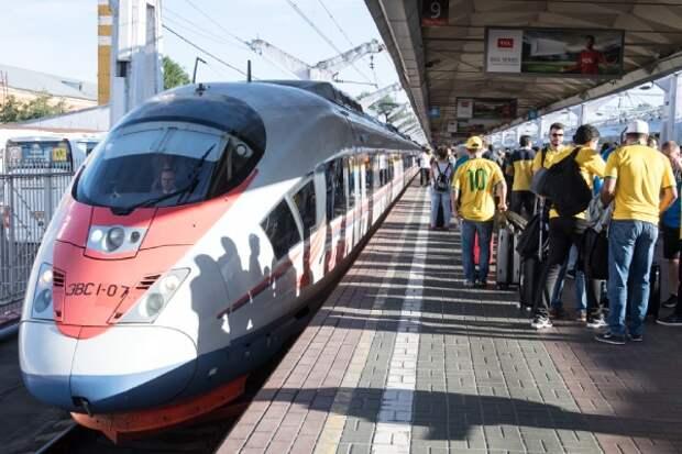 РЖД планирует восстановить движение 100 поездов дальнего следования