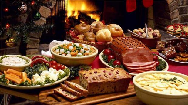 Готовое праздничное меню или 9 вкусных бюджетных рецептов для новогоднего стола