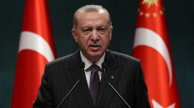 На руках Байдена кровь убитых палестинцев – Эрдоган