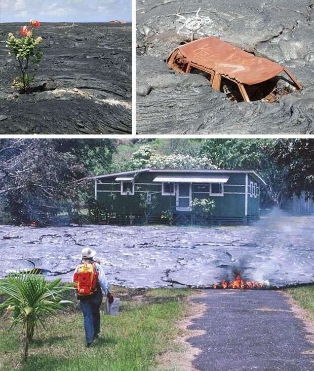 8 опасных мест на Земле, где живут люди
