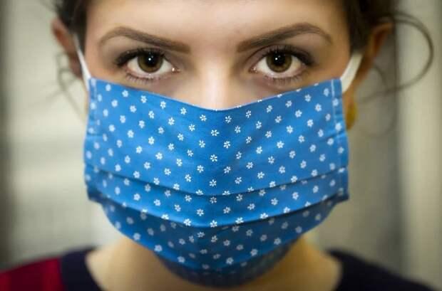 Распространение коронавируса в России угасает