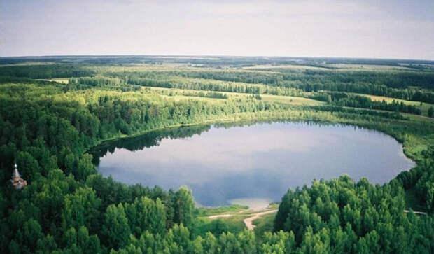 Китеж, озеро, Светлояр