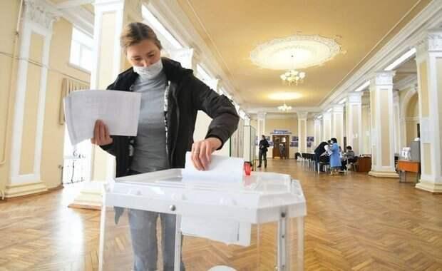 В России предложили сделать дни голосования нерабочими