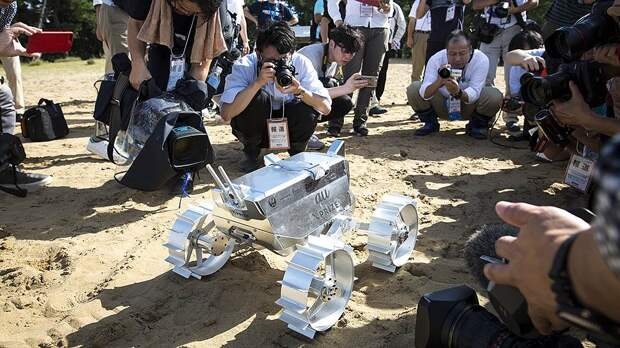 Hakuto со своим модулем rover PFM3 стала одним из лидеров лунной гонки