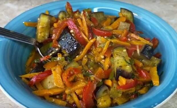 Баклажаны по-тайски: вкуснейшее овощное рагу