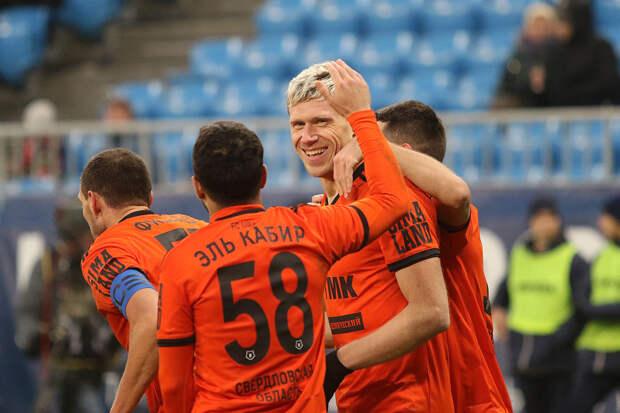 «Урал» в последней домашней игре чемпионата порадовал своих зрителей