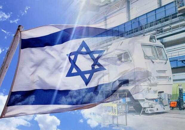 ТМХ и ГК «1520» делят Израиль. Российские компании-партнёры РЖД борются за тендер на 2,5 млрд евро