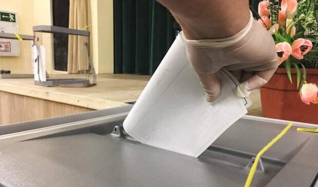 В Оренбуржье стартовали трёхдневные выборы в Государственную Думу и Заксобрание