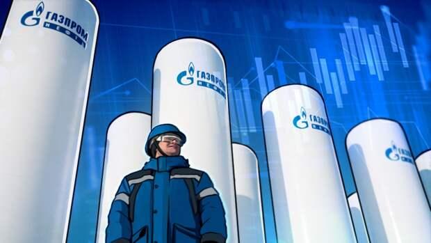 """""""Газпром"""" увеличит прокачку газа через Украину в мае"""