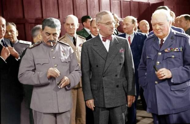 Сталинское чувство юмора