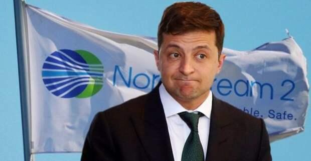 Зеленский назвал «Северный поток-2» актом энергетической войны