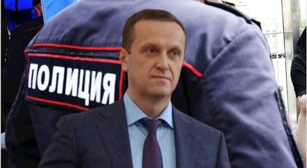 В доме мэра Оренбурга Владимира Ильиных проходят обыски