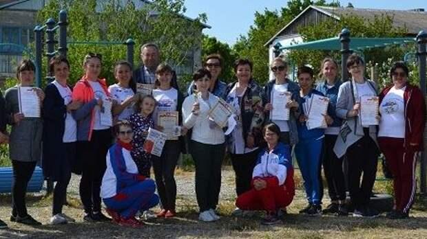 В Джанкойском районе состоялись мероприятия, посвящённые Дню молодого избирателя