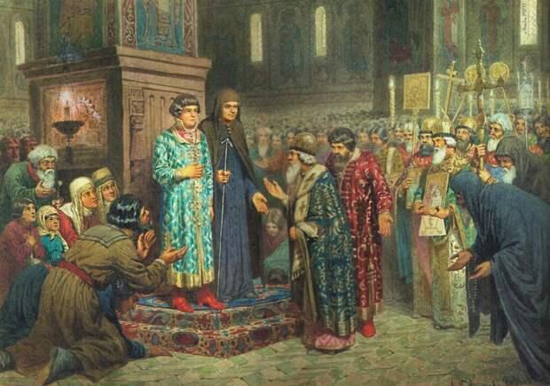 Патриарх Тушинского вора. Предательское семейство.