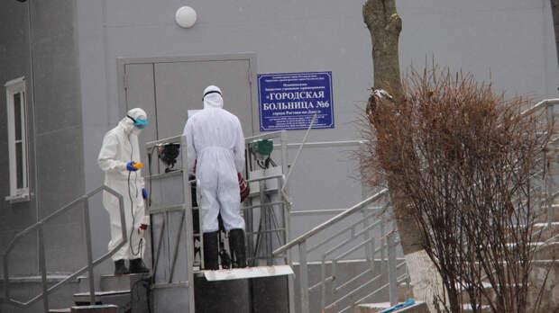 В городской больнице № 6 Ростова возобновили работу два отделения