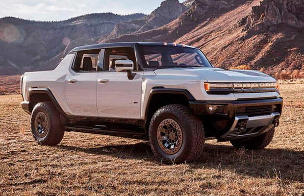 Оцените, как новый Hummer покоряет скалы