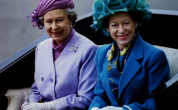 4 трагичных факта о принцессе Маргарет — сестре Елизаветы II