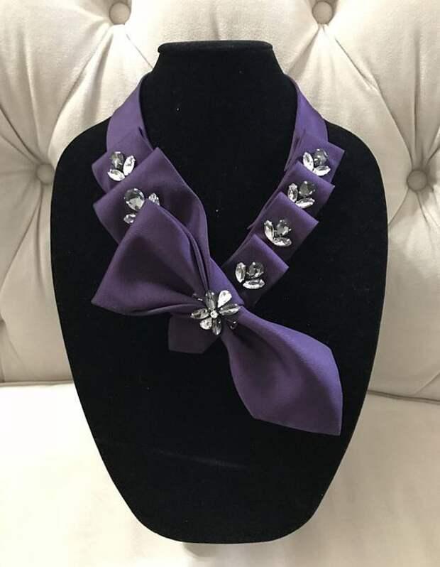 Декор для блузки или платья