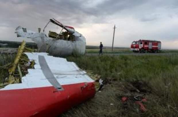 ОБСЕ: Ополченцы гарантируют безопасность на месте крушения Boeing