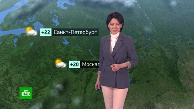 Утренний прогноз погоды на 11 мая