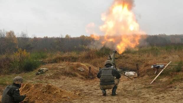 ВСУ обстреляли Донецк и Горловку из тяжелых минометов