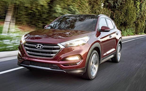 Новый Hyundai Tucson против подержанного премиума