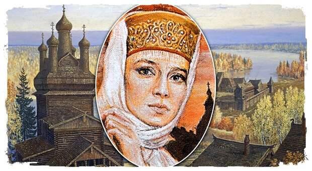 Елена Васильевна Глинская