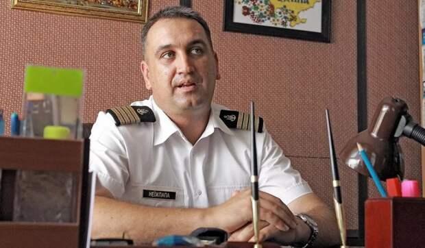 «Полномасштабная военная конфронтация»: командующий ВМСУ Алексей Неижпапа о войне с РФ