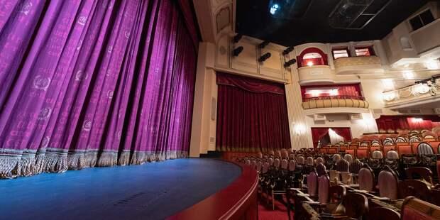 Спектакль театра на Ленинградке вошел в программу фестиваля «Пять вечеров»