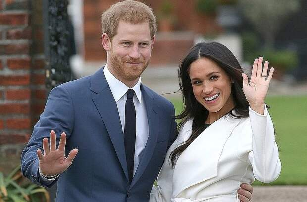 Как будут зарабатывать принц Гарри и Меган Маркл?