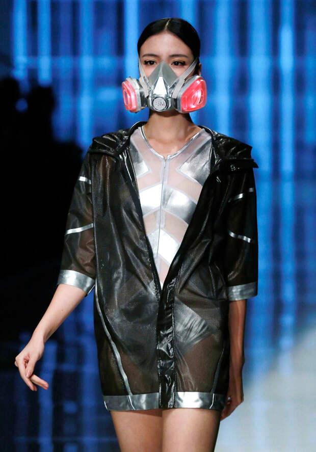 Крик аутентичности: неделя моды в Китае