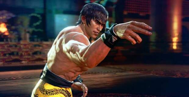 Маршалл Ло (Tekken)