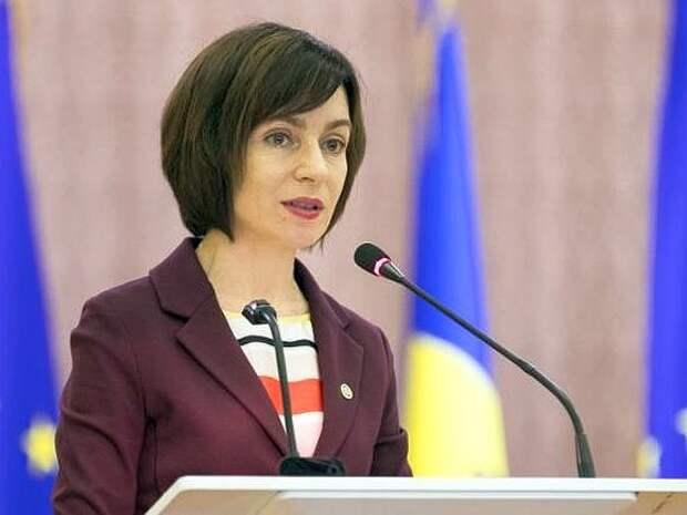 Президент Молдавии распустила парламент