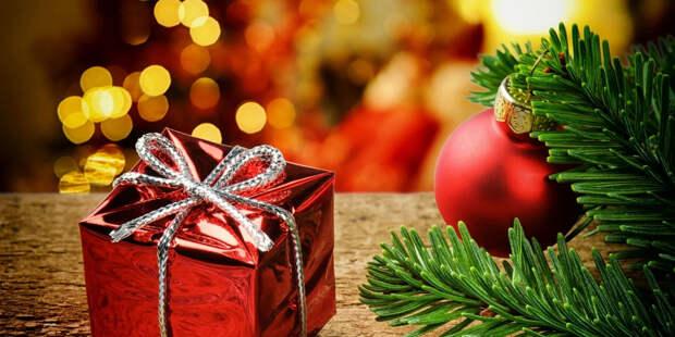 Какие товары пользуются популярностью в преддверии Нового года?